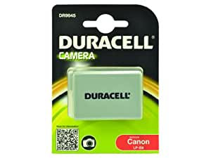 Duracell Replacement Digital Camera Battery for Canon LP-E8 Battery