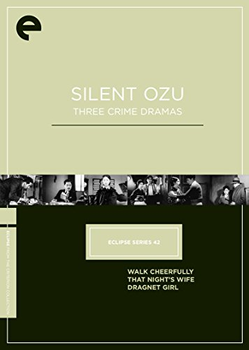 CRITERION COLL: ECLIPSE SERIES 42 - SILENT OZU
