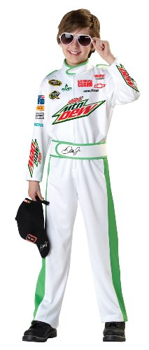 Nascar Dale Earnhardt Costume, Junior Child