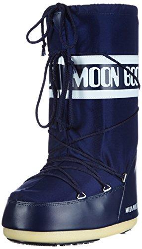Moon Boot, Tecnica Nylon, Stivali, Unisex, Blu (Blu 002), 39-41