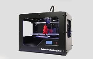 MakerBot Replicator 2 Desktop 3D Printer by MakerBot