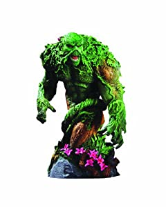 DC Direct Heroes of the DC Universe Series 2: Swamp Thing Bust