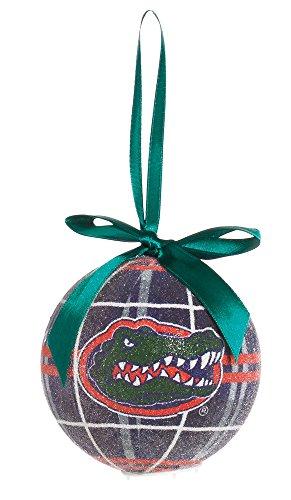 100Mm Led Ball Ornament, University Of Florida