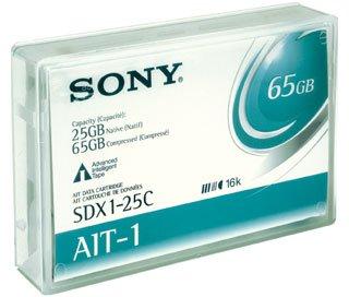 Sony SDX1-25C - AIT 1 - 25 Go / 65 Go - support de stockage