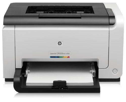 HP LaserJet Pro CP1025nw Stampante Wireless a Colori
