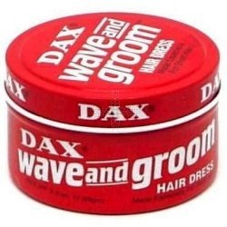 Dax Gel per capelli Wave and Groom rosso