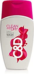 Clean And Dry Daily Intimate Wash 100ml