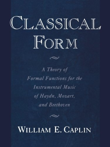 Classical Form: A Theory of Formal Functions for the...