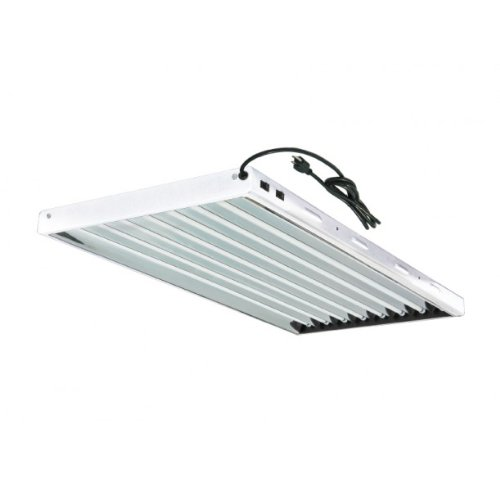 Agrobrite T5 2 Feet/4 Tube Grow Light<