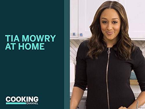 Tia Mowry at Home Season 1