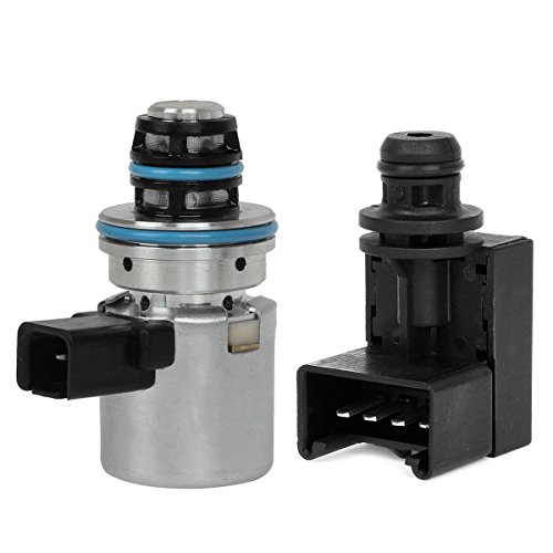Partsam Governor Pressure Solenoid Sensor Transducer Set Kit A500 A518 46RE 47RE 48RE (2002 Transmission Solenoid compare prices)