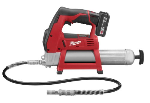 Cheap Milwaukee 2446-21XC M12 12-Volt Cordless Grease Gun Discount