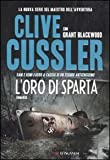 img - for L'Oro Di Sparta (Spartan Gold) Italian Language Edition (Fargo Adventures) book / textbook / text book