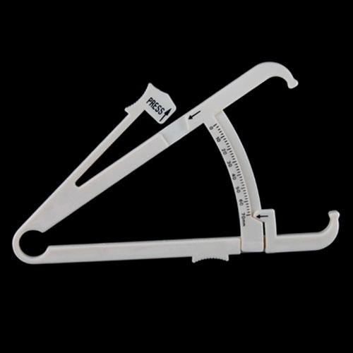 Personal Measure Body Fat Loss Tester Caliper Keep Slim
