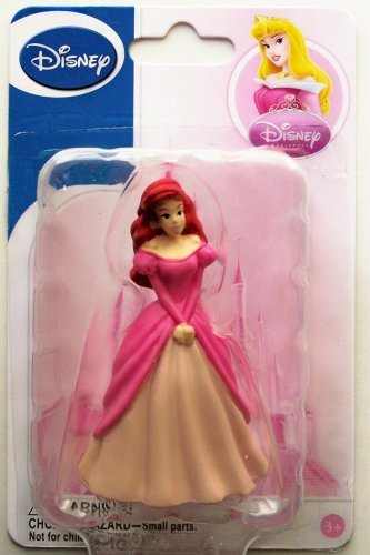 "Disney 2""-3"" Princess Ariel Little Mermaid Figurine Cake Topper"