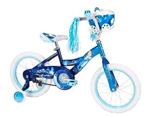 Huffy Girl's Disney Cinderella Bike, 16-Inch