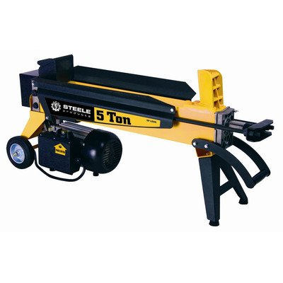 Steele Products 5 Ton Electric Horizontal Log Splitter