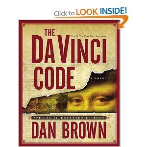 The Da Vinci Code, Special Illustrated Edition published by Broadway Books (Paperback)