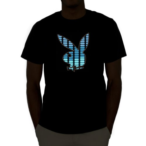 Playboy Bunny Led Shirt (Medium)