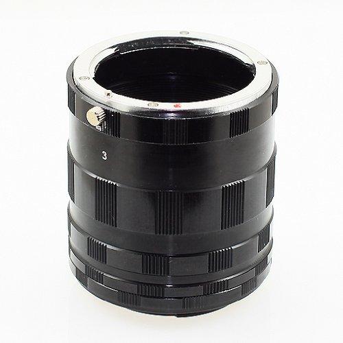 Macro Extension Tube Ring für Canon CANON EOS 5D I/II/III, 7D 10D, 20D, 40D, 50D, 60D, 450D, 500D, 550D, 600D, 650D, 1000D, 1100D, 1D Mark II , 1D Mark III , 1D Mark IV,1DX