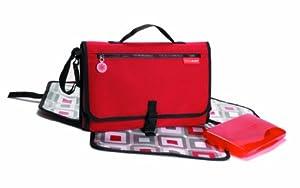 Skip Hop Pronto Diaper Changer Kit, Red