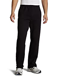 Russell Athletic Men\'s Dr-Power Fleece Open Bottom Pocket Pant, Black, 3XL