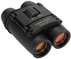 BJE 30x60 Foldable with Strap & Pouch- Binoculars