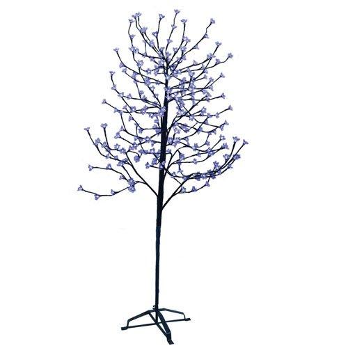 Sterling 92411030 6.5-Feet Led Blossom Tree, Blue