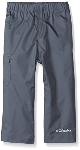 Columbia Toddler Boys Cypress Brook II Pant, Graphite, 4T