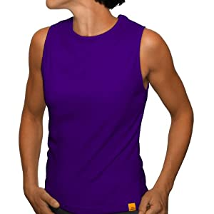 Women's Running / Volleyball / Tennis Shirt by Sport Science - Sleeveless Cut Off