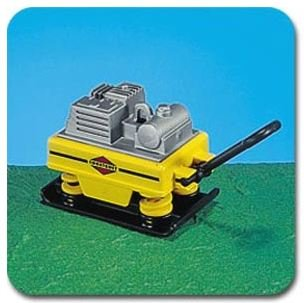 Jolter With Vibration Dumper