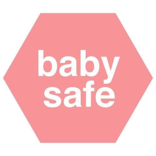 Babyganics 甘尼克宝贝 儿童免洗杀菌泡沫洗手液 50ml*6瓶 便携装图片