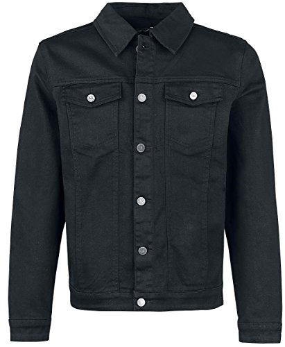 Black Premium by EMP Jeans Jacket Giacca di jeans nero L