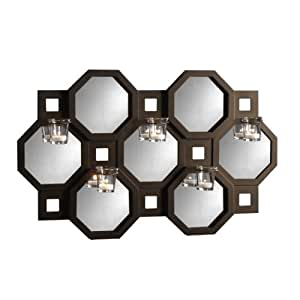 Studio Nova Mirror 5 Tea Light Sconce