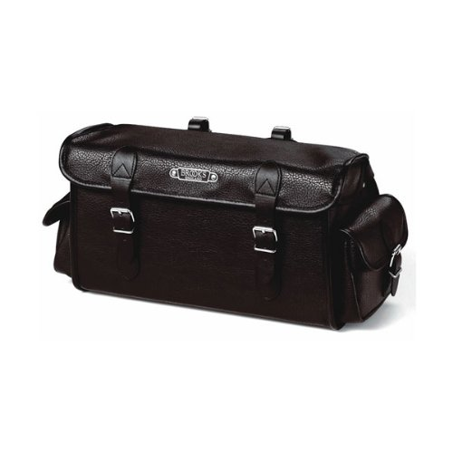 Brooks Saddles Glenbrook Holdall Bicycle Saddle Bag (Large, Black)