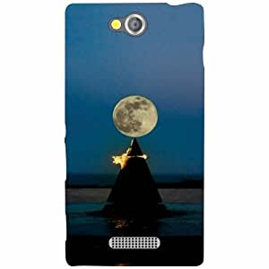 Sony Xperia C Back Cover - Powerful Designer Cases