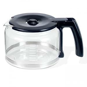 BEEM Germany Ersatzkanne Glaskanne mit Deckel für Fresh Aroma Perfect Kaffeemaschine