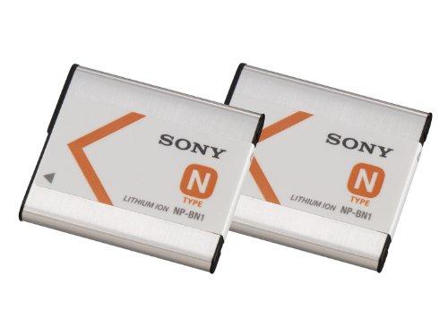 SONY リチャージャブルバッテリーパック Nタイプ 2個パック 2NP-BN1