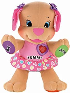 Fisher-Price Laugh and Learn Love to Play Sis