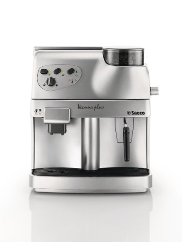 Best Price! Philips Saeco RI9737/20 Vienna Plus Automatic Espresso Machine, Silver