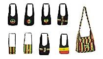 Mandala Tibetan Shop Brand Cute Bohemian Rasta Crossbody Shoulder Bag