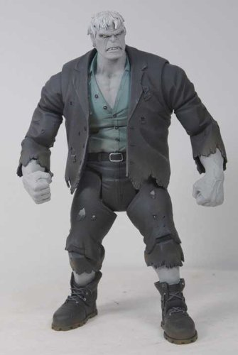 Picture of Mattel DC Universe classics SOLOMON GRUNDY 100% complete build a figure fully assembled! (B004RJSNSG) (Mattel Action Figures)