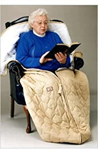 Cuddle Ewe™ Personal Comforter (33in x 80in (closed))