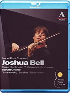 Joshua Bell: Nobel Prize 2010 [Blu-ray]