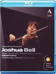Joshua Bell: Nobel Prize Concert [Blu-ray] [Import]