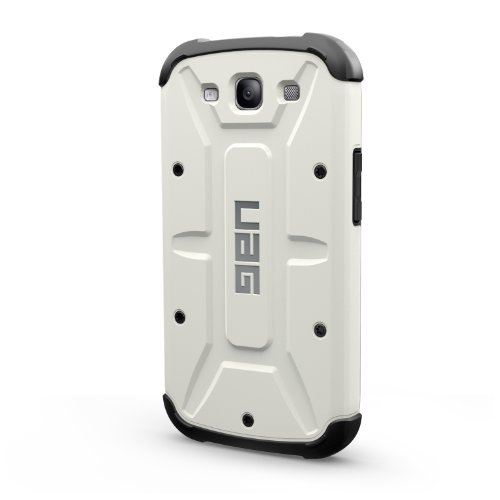 Urban Armor Gear GLXS3 COMP WHT VP Composite