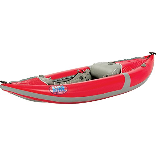 Aire Force Inflatable Kayak Red, One Size