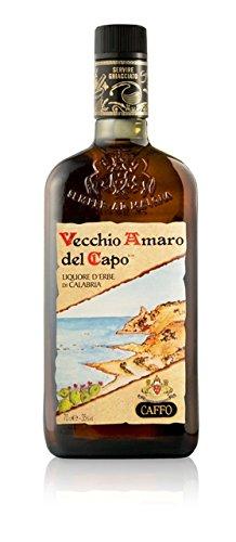Caffo discount duty free Caffo Vecchio Amaro Del Capo Liqueur 70 cl