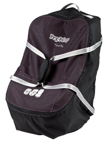Peg Perego Usa Car Seat Travel Bag, Black