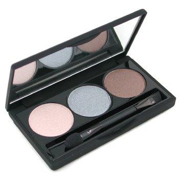 Makeup/Skin Product By Smashbox Eye Lights Eye Shadow Palette - Strobe ( Pearl/ Denim Blue/ Deep Brown ) - 4.5g/0.16oz